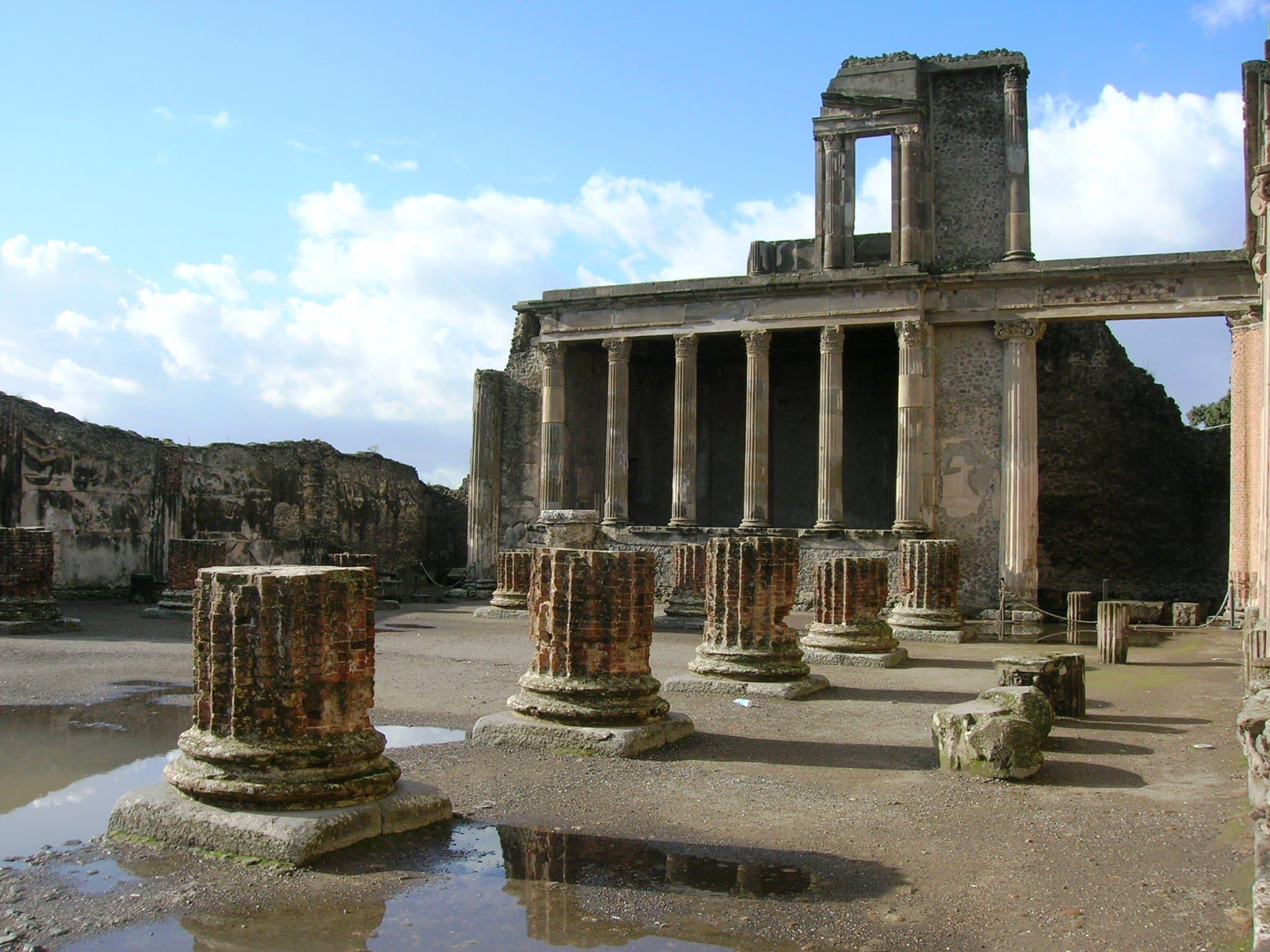 Pompei tours